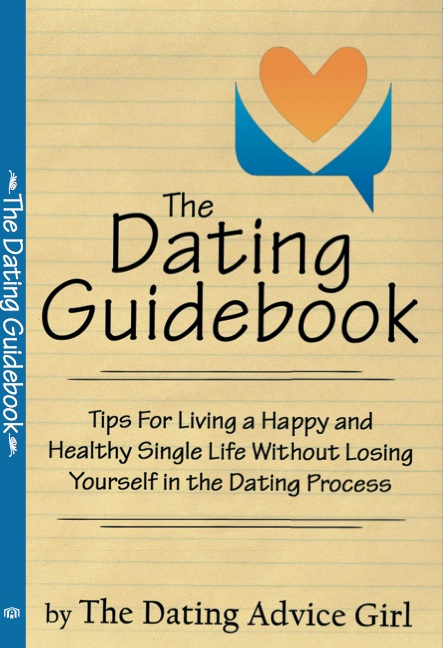 The Dating Guidebook is available in paperback and ebook!