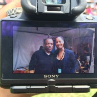 LeVar Burton and I