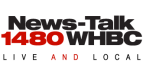 WHBC 1480 AM Canton Logo