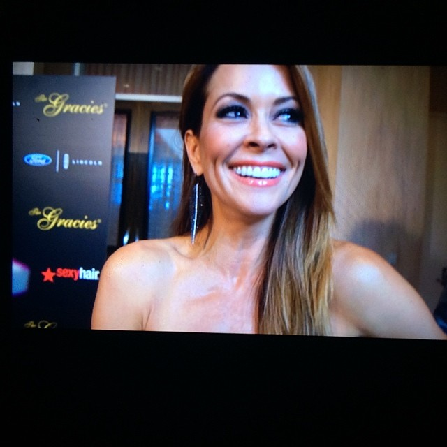 Interviews at the 2014 Gracie Awards in Beverly Hills