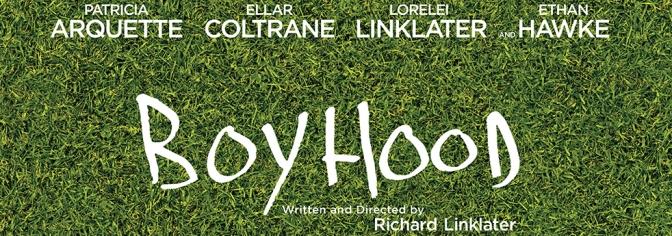 BOYHOOD_banner poster