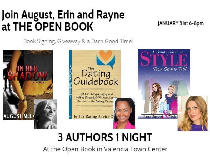 Ep.102 of The #Dating Advice Girl Radio Show NOW POSTED! Interview & signing w/authors @StyleByRayne & @AugstMcLaughlin
