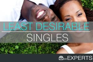 SWleast desirable singles