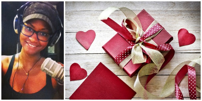 Ep.135 of The Dating Advice Girl Radio Show POSTED! 2016 #ValentinesDay Gift List
