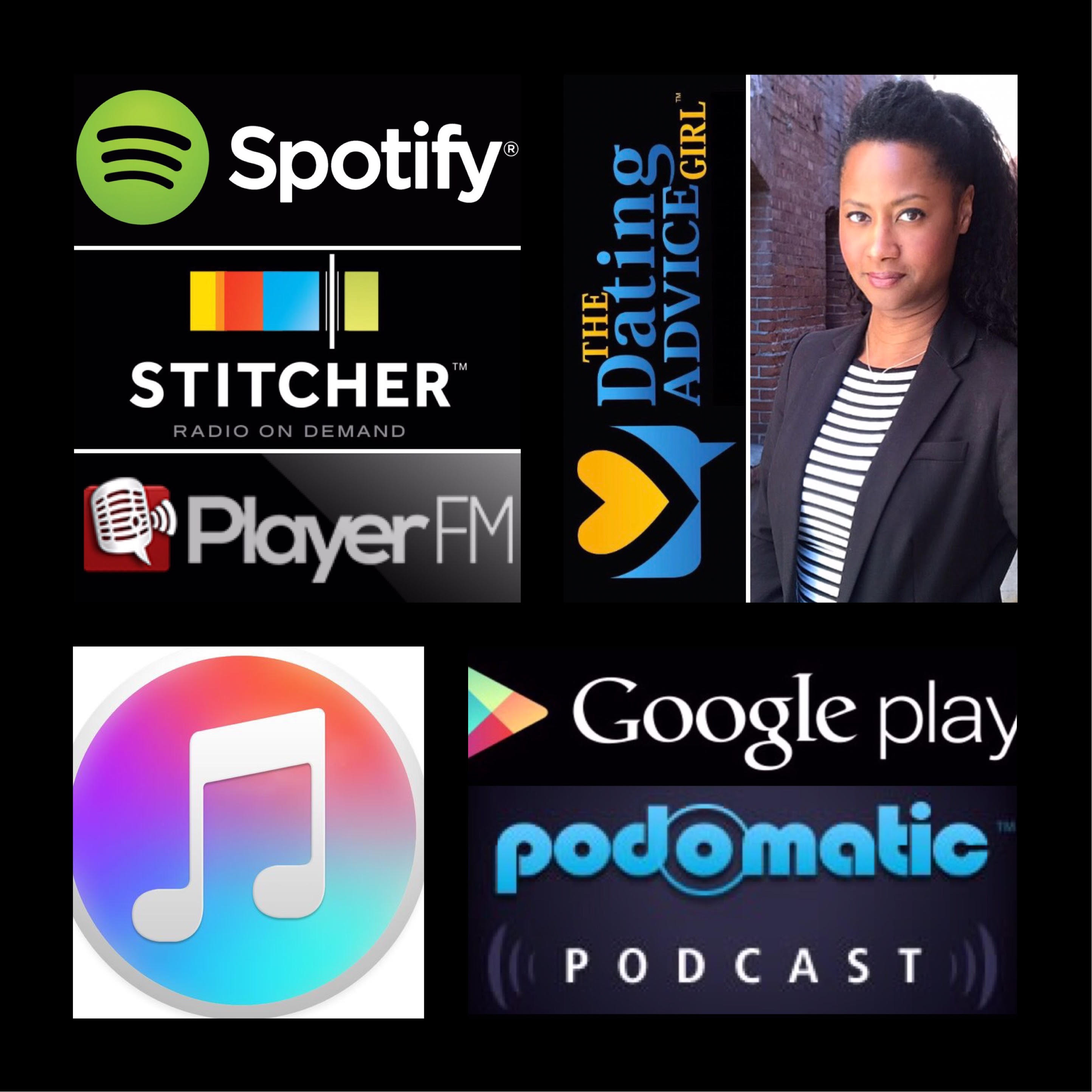 dating advice for women podcasts live streaming today